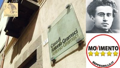 gramsci casa m5s