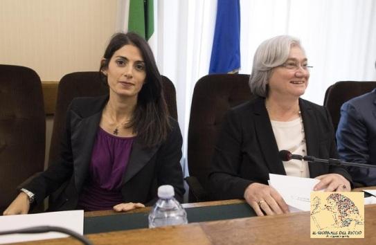 Roma: Raggi in Commissione antimafia per audizione