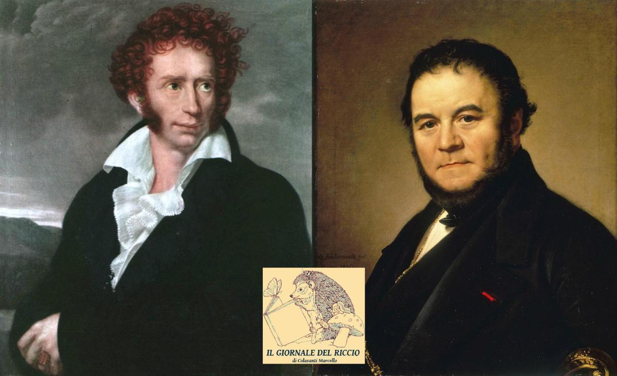 """Identità nei personaggi di Julien Sorel de """"Il Rosso e il Nero"""" e Jacopo Ortis. - di Beatrice Gallucci."""