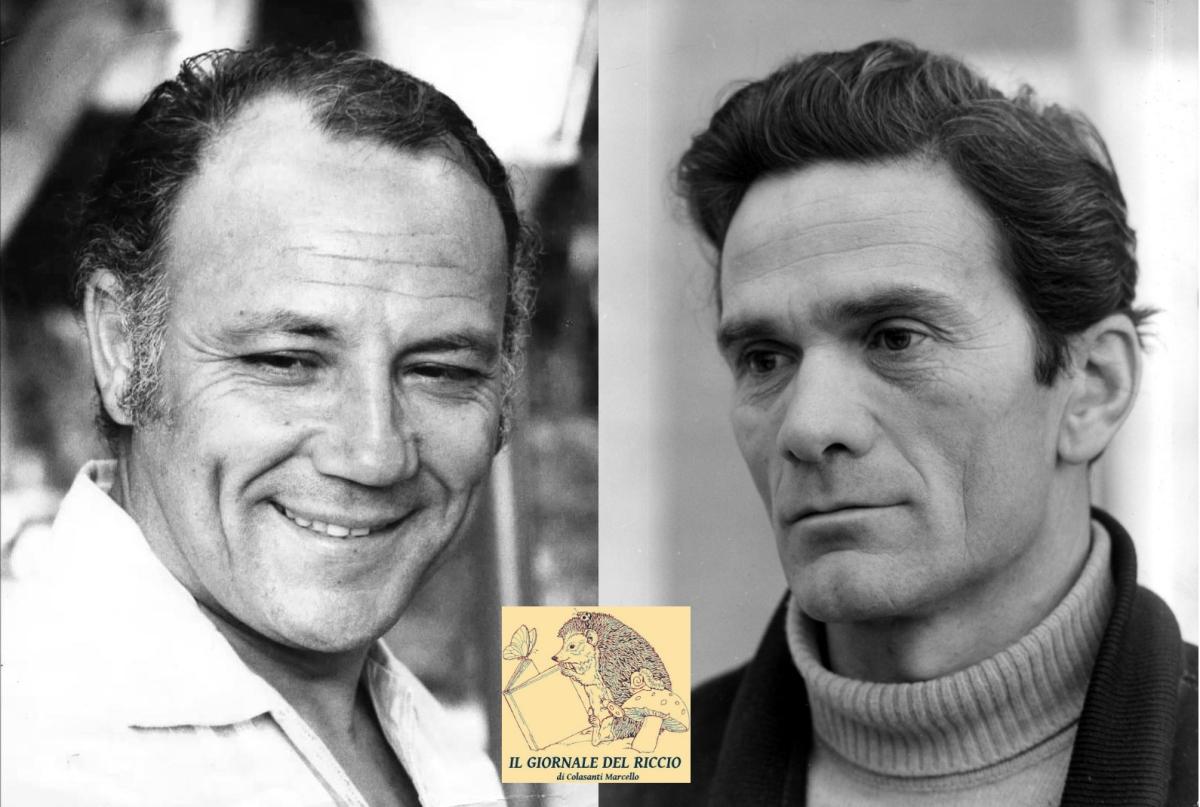 Claudio Villa e Pier Paolo Pasolini. Stima e citazioni di due personaggi all'apparenza distanti.