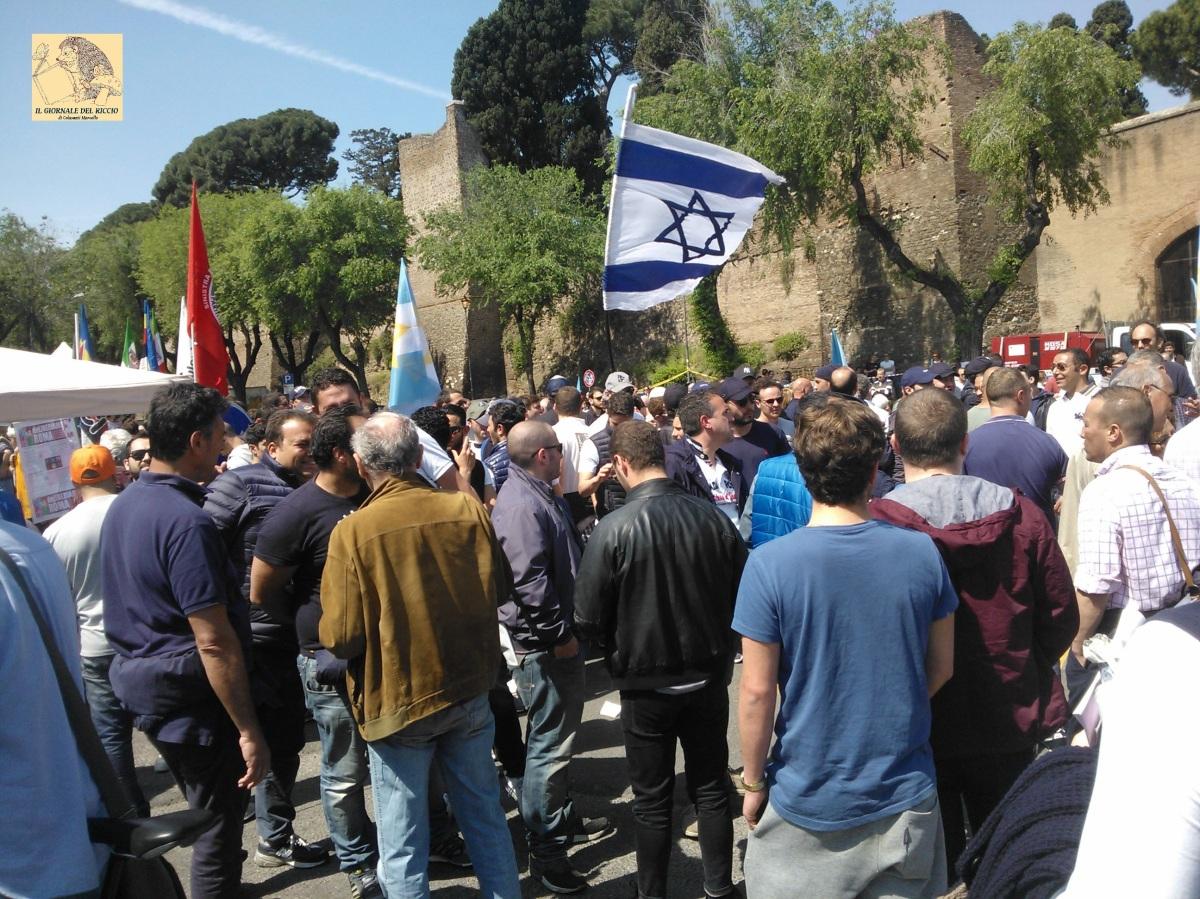 L'assenza della Brigata Ebraica alla Festa della Liberazione: cosa accadde in realtà nel 2014?