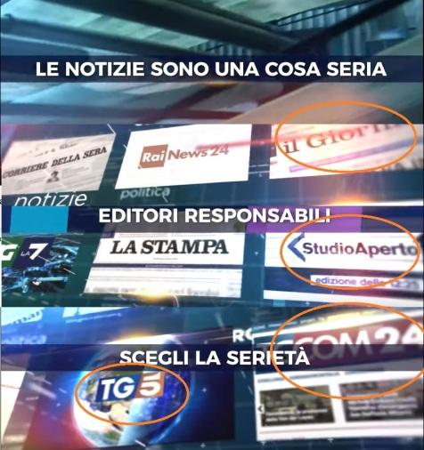 Mediaset pubblicità